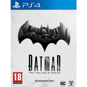 [thegamecollection] Batman: The Telltale Series (PS4) für 13,69€