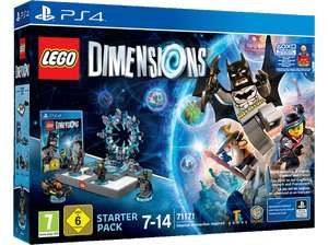 [Mediamarkt.at] LEGO Dimensions Starter Pack inkl. Supergirl für 35€ (PS4/ Xbox 360)