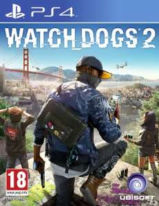 HDGameShop: Watch Dogs 2 (PlayStation 4 / Xbox One) für 26,99€