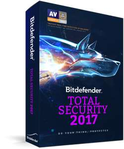 "BitDefender ""Total Security 2017"" - unverbindlich 3 Monate gratis"