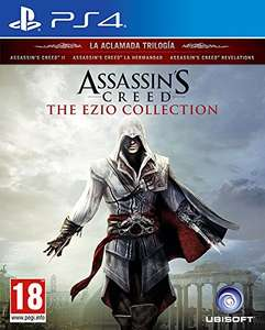 Assassin's Creed: The Ezio Collection (PS4 / Xbox One) für 23,70 € inkl. Versand [Spiel auf Deutsch] [Amazon.es]