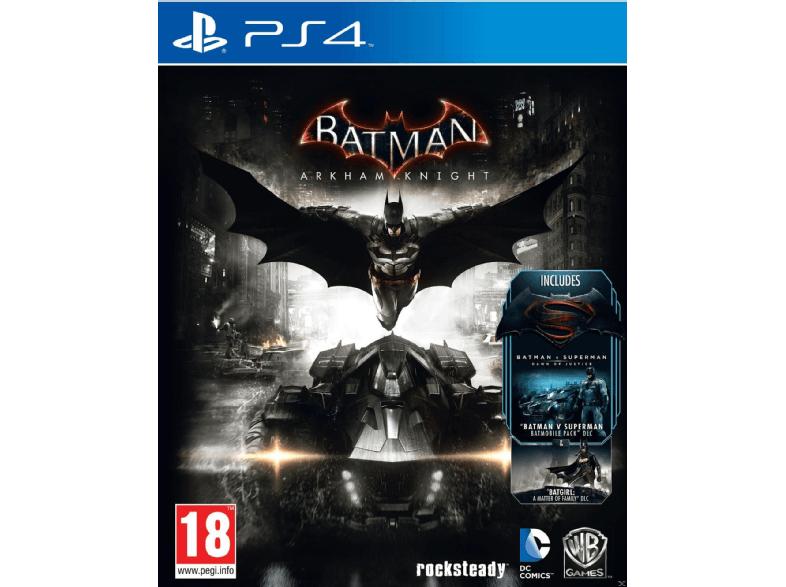 (PS4) Batman: Arkham Knight um 10 € - 55%