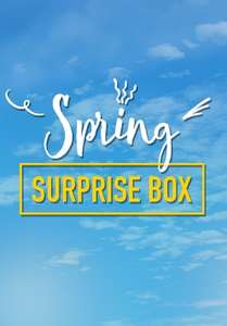 Square Enix: Spring Surprise Box 2017 für 11,99 EUR vorbestellen [STEAM DOWNLOAD]