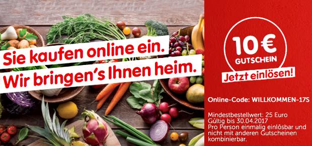 [interspar.at] 10 EUR Gutschein bis 30.4.2017