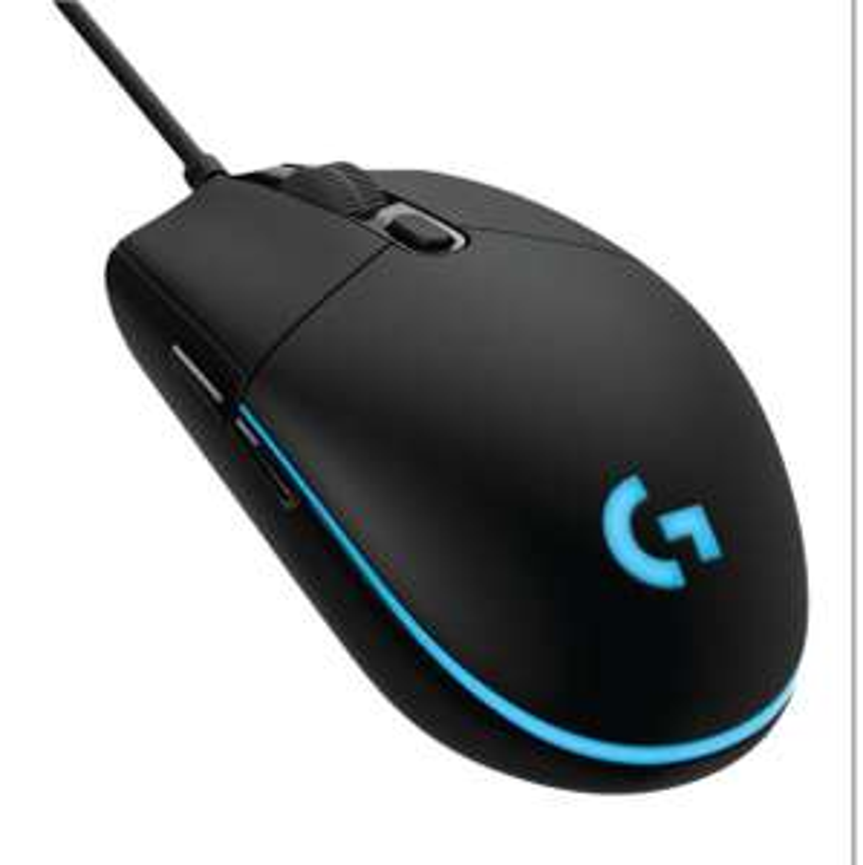 [amazon.de] Logitech G Pro Gaming-Maus / Optischer Sensor, 12.000 DPI / 6 programmierbaren Tasten / Schwarz reduziert auf 54,99 €