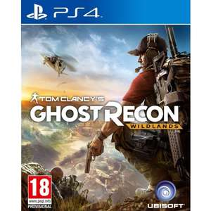 [thegamecollection] Ghost Recon: Wildlands (PS4) für 42,85€