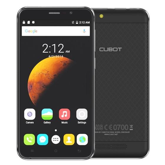 CUBOT Dinosaur 16GB (5.5'' 3GB RAM) + 4150mAh Akku