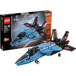 LEGO Technic - Air Race Jet & Privatjet (2-in1)