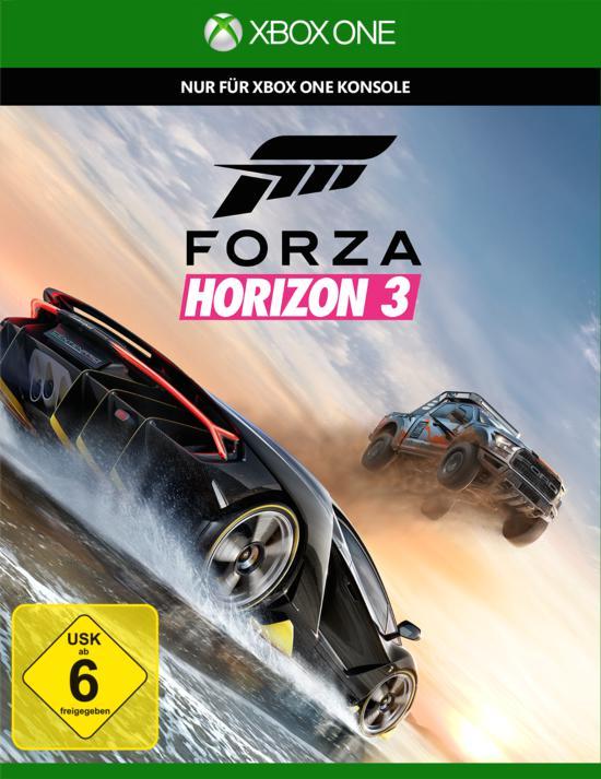 GameStop: Forza Horizon 3 (Xbox One) für 19,99€