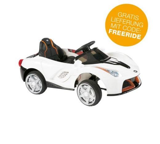 XXXLutz Online Shop: Elektrisches Kinderfahrzeug um € 95,-