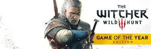 [Steam] The Witcher 3 - Wild Hunt GOTY-Edition