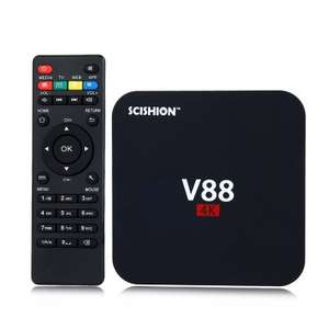 [Gearbest] SCISHION V88 TV Box für 21,90 €