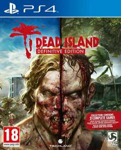 Libro Dead Island Definitive Edition PS4