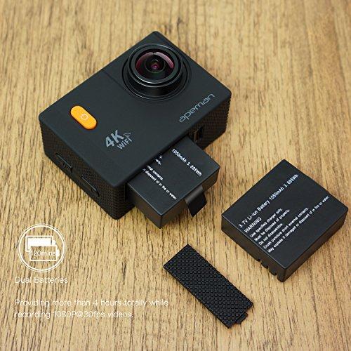 Blitzangebot - APEMAN Action Kamera 4K - 20MP