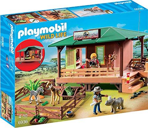 [www.AMAZON.de]  PLAYMOBIL 6936 - Rangerstation mit Tieraufzucht um € 17,89 für Prime-Kunden nächster Preis liegt bei € 41,--