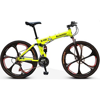 Fahrrad 26 Zoll / 700CC Unisex - 21 Gang - Shimano