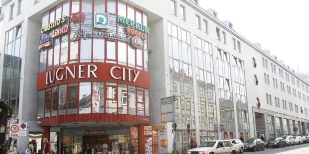 -15% auf ALLES in 36 Shops der LugnerCity nur heute 30.03.2017