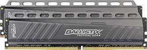 Crucial Ballistix Tactical DIMM Kit 16GB (2x 8GB) DDR4-2666 für 76,99€ [Amazon]