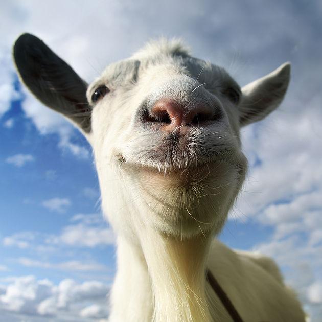 (iOS) Goat Simulator - kostenlos - statt 4,99 €