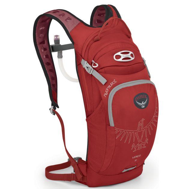 [Sport-Schuster] Osprey Viper 9 Rad-Trinkrucksack in der Farbe Rot für 39,95€