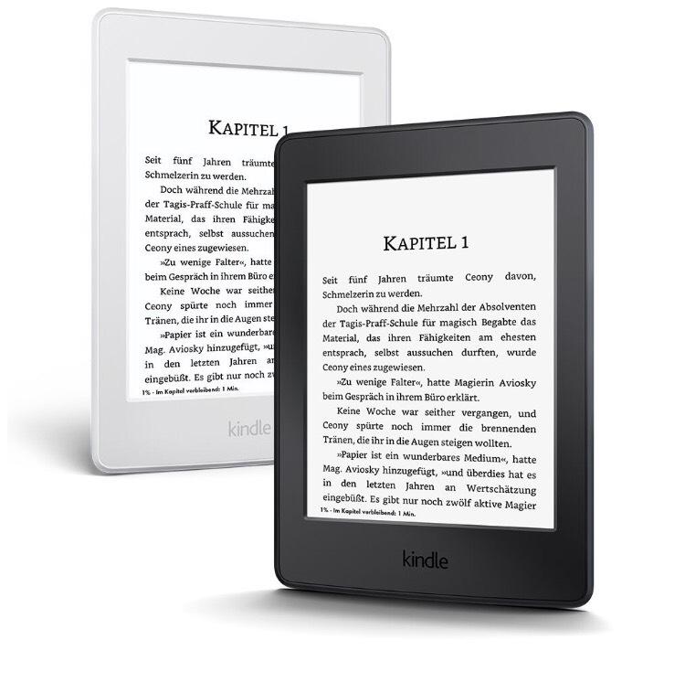 Amazon Kindle Paperwhite 79,99€ statt 119,99€