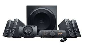 "Logitech ""Z906"" 3D/5.1-Surround-Sound um 160 € - 38%"