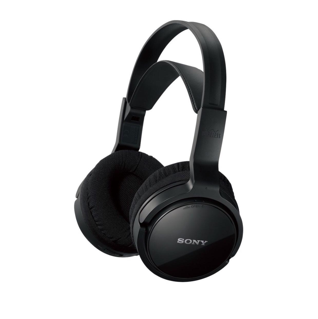 [mediamarkt wien mitte] Sony MDR-RF811RK Funkkopfhörer Schwarz 35,- €