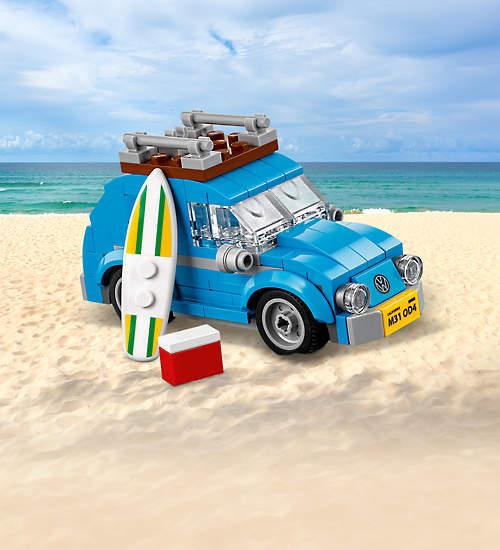 [Lego Shop] Gratis Lego Mini-Käfer (Wert 23€) ab 40€ Bestellwert!