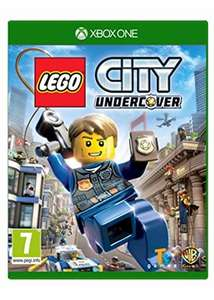 Lego City Undercover X1, PS4 , Switch (paar Cent teurer)