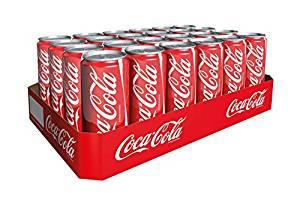[www.AMAZON.de] CocaCola,Sprite etc. 24 Dosen 24er-Tray mit Spar-Abo für € 7.70 / € 8.61