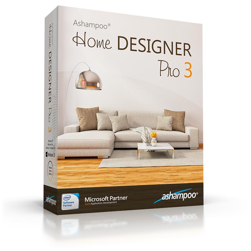 SOS: Ashampoo Home Designer 3 Pro - gratis