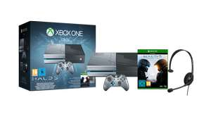Microsoft Frankreich: Xbox One 1TB Halo Limited Edition inkl. Halo 5