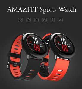 [Gearbest] Original Xiaomi AMAZFIT Sports Bluetooth Smart Watch für 89,20 € - 18% Ersparnis