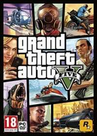 cdkeys.com: Grand Theft Auto V 5 (Rockstar Social Club - PC) für 17,95€