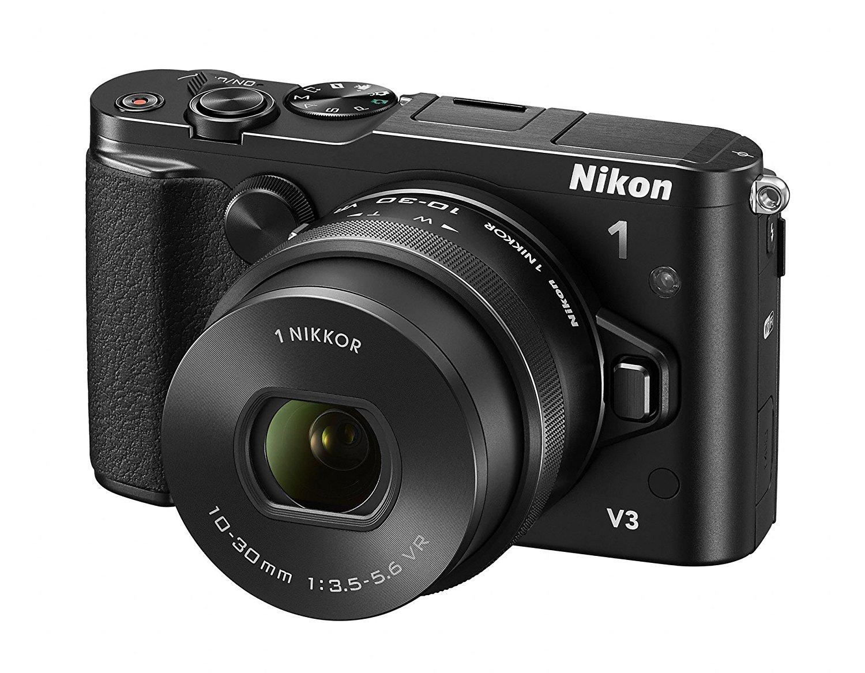 [Mediamarkt.at] Angebot von Geizhals geleaked? - Nikon 1 V3 schwarz mit Objektiv VR 10-30mm für 419€