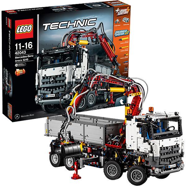 [MyToys.de] Lego Technic – Mercedes-Benz Arocs 3245 für 128,34€ (PVG: 162,97€)