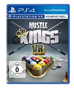 Amazon Prime: Hustle Kings VR (PlayStation VR) für 8,14€