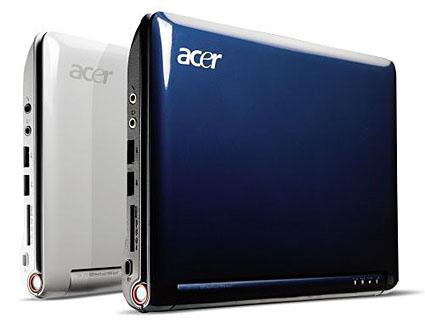 [Netbook] Acer Aspire One A150X für 364€