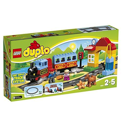 [Amazon.de][Prime] LEGO DUPLO 10507 - Eisenbahn Starter Set für 25,83€