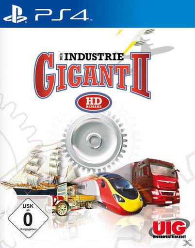 [Libro-Cub] [PS4/XBONE] Industrie Gigant II HD-Remake für €12,- (+€4,99 Versandkosten]