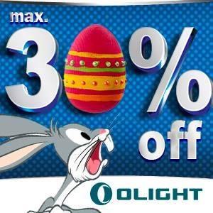 OLIGHT OSTER-ANGEBOTE - Bis zu -30%