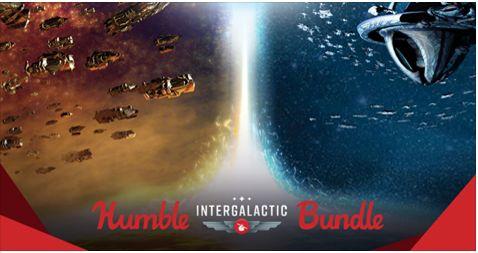Humble Intergalactic Bundle ab 94 Cent !