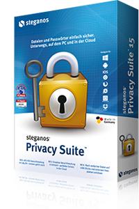 Steganos.com: Gratis Lizenz für die Privacy Suite 17
