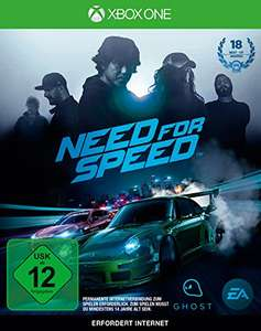 Need For Speed (2015) f. XBOX One um 12,66€, PVG bei Geizhals 24,99