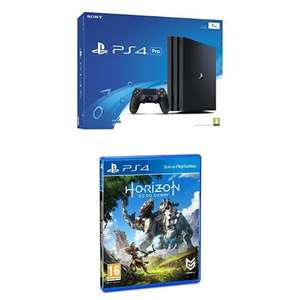 [Amazon.es] PlayStation 4 Pro (PS4) 1TB + Horizon Zero Dawn für 404,14€