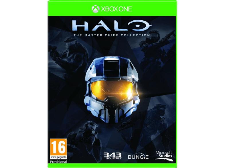 [Saturn] Halo: The Master Chief Collection [Xbox One] für 13,-€ Versandkostenfrei