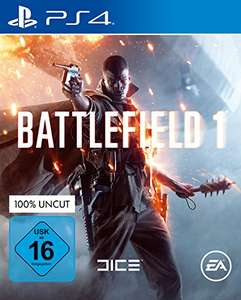 Battlefield 1 (PS4) (XBox One) für Amazon Prime Kunden