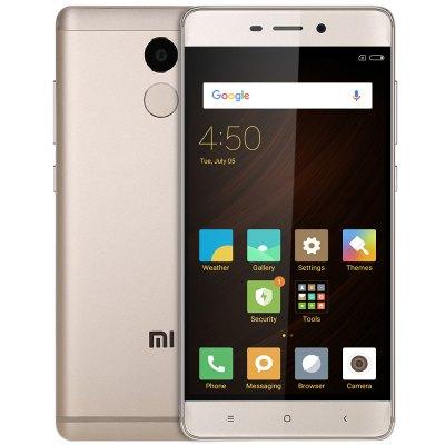 [Gearbest] Xiaomi Redmi 4 2GB / 16GB für 106 € - 23% Ersparnis