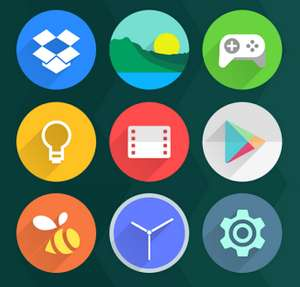 [Google PlayStore] Icon Packs gratis
