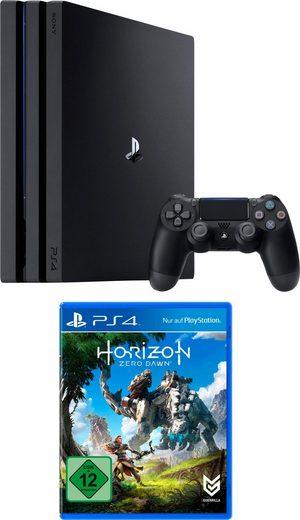 Otto.de: Playstation 4 Pro 1TB + Horizon Zero Dawn für 365,94€, fast 20% unter Bestpreis